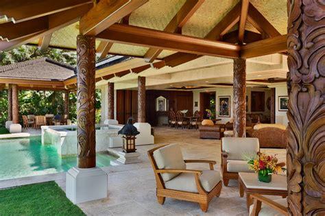 bali house tropical patio hawaii by rick ryniak