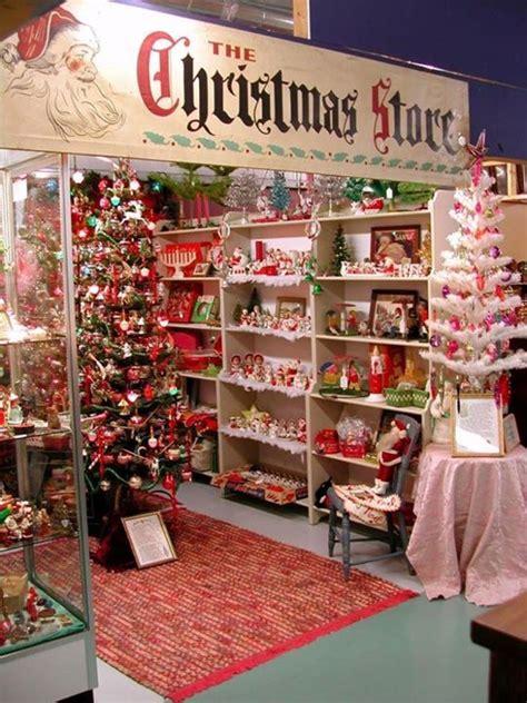 ideas  christmas store displays  pinterest