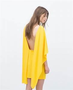 10 pieces pour ceder a la tendance jaune carnet de shopping With zara robe jaune