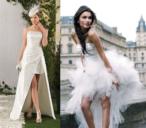 robe de mariee moderne et originale atlub
