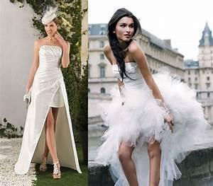 Robe De Mariée Moderne : robe moderne mariee plein air robe de mari e ~ Melissatoandfro.com Idées de Décoration