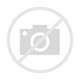 shop allen roth blaney brown square wicker ottoman with