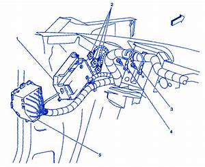 Pontiac Sunfire 2 2 2006 Electrical Circuit Wiring Diagram