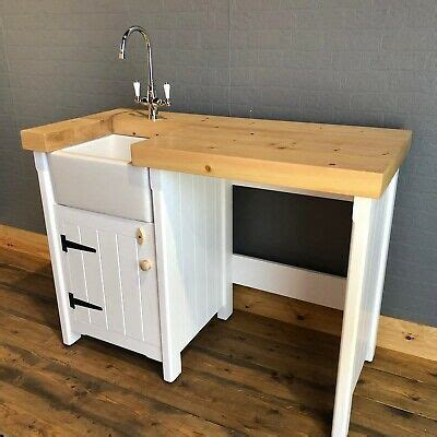 pine freestanding kitchen handmade small mini baby belfast