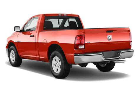 2010 Dodge Ram 1500 Reviews And Rating  Motor Trend
