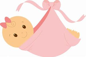 Image result for its a girl clip art