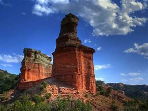 This Landform  In Palo Duro Canyon  Texas  Is Nicknamed