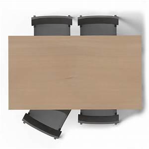 BIM objekt - Norden Gateleg Table and Chair - IKEA