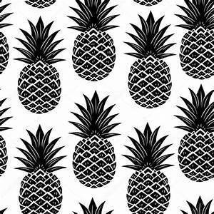 Vintage Pineapple Illustration images