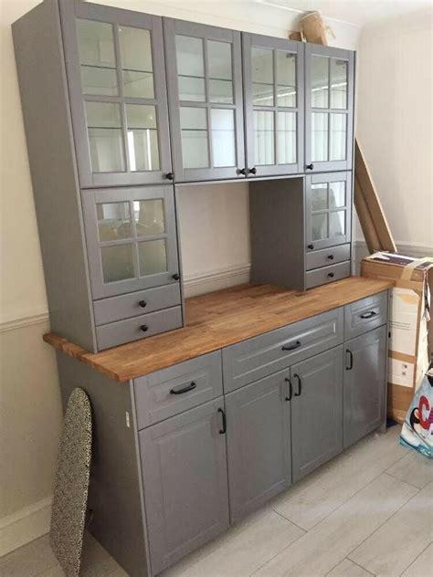 Ikea Küchenschränke Metod by Ikea Metod Kitchen Unit In Southsea Hshire Gumtree