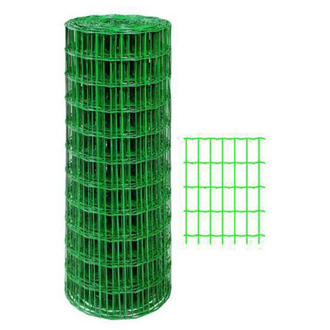 rete per rete per recinzioni verde h80 x 10 metri mondobrico reti