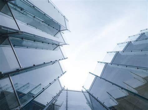 Schichtpressstoffplatten Auf Papierbasis by Glaslamellen Mit Integriertem Sonnenschutz Fassade