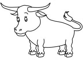 98 Ideas Ox Coloring Page On Www Spectaxmas Download Ox Coloring Page