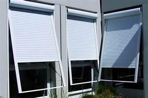 Volet Roulant Monobloc : un volet roulant qui vous prot ge du soleil mat riaux ~ Farleysfitness.com Idées de Décoration