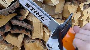 Stihl Kinder Kettensäge : stihl kinder kettens ge new model chain saw for kids youtube ~ Frokenaadalensverden.com Haus und Dekorationen
