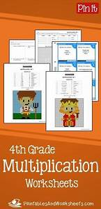 4th Grade Multiplication Worksheets