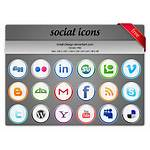 Right Social Far Symbols Arrow Icons Easier