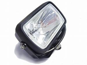 Car roof flood lights : V square spot flood work lights roof bull bar
