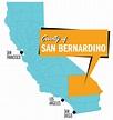 San Bernardino County, California: When the World Takes ...