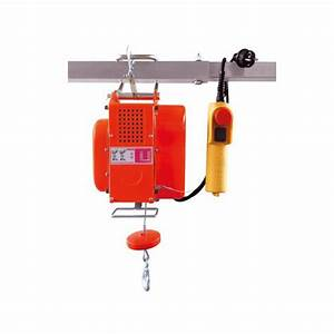 Palan Electrique 220v : palan 200 treuil electrique 220v 100 200kg crossfer france ~ Edinachiropracticcenter.com Idées de Décoration