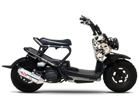 Yoshimura Trc Race Exhaust System Honda Ruckus 2003-2016