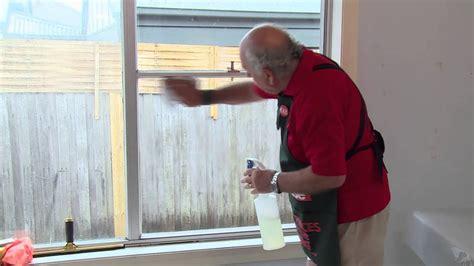 frost glass diy  bunnings youtube