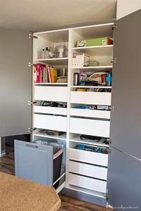 How to Assemble an IKEA Sektion Pantry - Infarrantly Creative