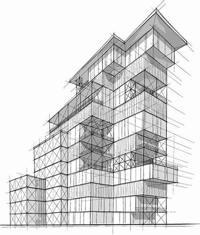 Construction Building Analysis Maintenance Sketch Funnel Services