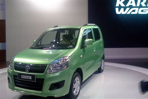 Suzuki Karimun Wagon R Picture by Karimun Wagon R Ikutan Mejeng Di Mbcs Republika