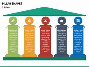 Pillar Shapes Powerpoint