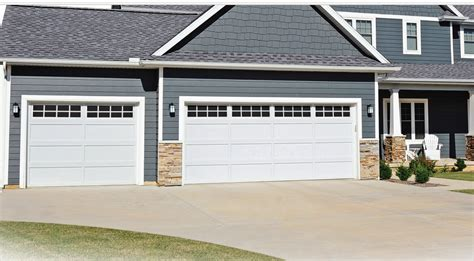 garage door repair sugar hill ga we install recessed panel garage doors curb appeal
