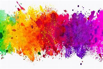 Colors Meanings Power Splash Background Watercolor Abstract