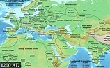 2000 Years Of Arabia's History Depicted Through Maps ...