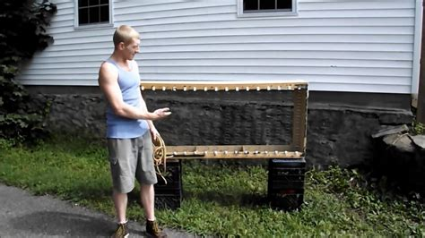 settee repairs diy how to fix a sagging hack easy