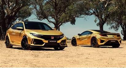 Australia Honda Nsx Type Anniversary Golden 50th