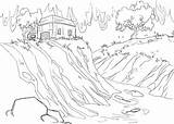 Flood Flash Coloring Pages Wud Sketch Lynxgriffin Deviantart Template sketch template