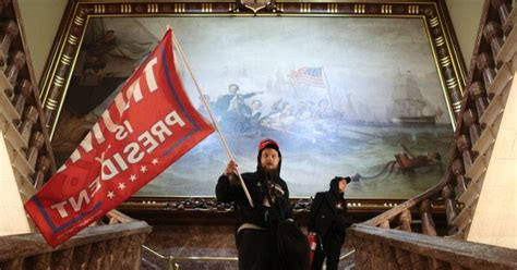 Big Business Lobby Condemns U.S. Capitol Protests as ...