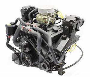 4 3l Vortec V6 4bbl New Boat Motor Engine 225hp For