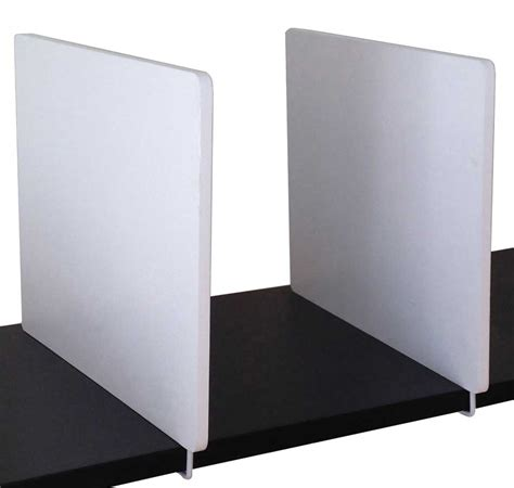 shelf divider set of 2 in shelf dividers
