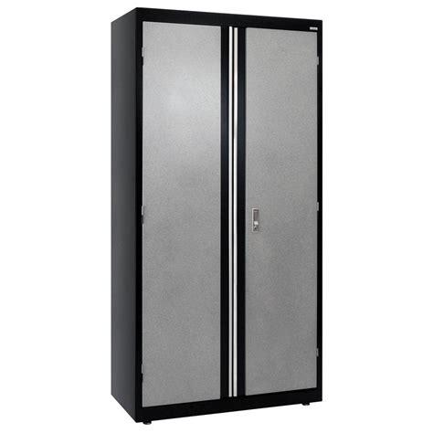 steel storage cabinet sandusky 72 in h x 36 in w x 18 in d modular steel