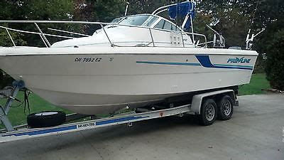 Proline Boats For Sale In Michigan by Pro Line 241 Pro Line Boats For Sale