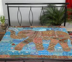 Couvre Lit Indien : couvre lits en patchwork indien dessins drap de lit couvre lit id de produit 600001139048 french ~ Teatrodelosmanantiales.com Idées de Décoration