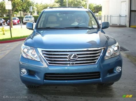 lexus blue 2010 costa azul blue mica lexus lx 570 24200277 photo 8