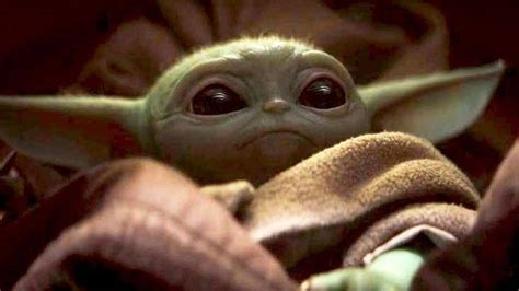 Download Just 12 Adorable Photo Of Baby Yoda Wallpaper