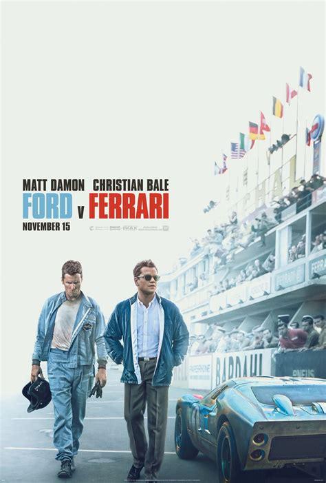 review ford  ferrari succeeds  simplicity
