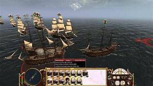 Empire Total War Naval Battle - YouTube
