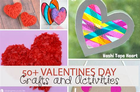 valentines day crafts preschool 50 valentines day crafts and activities for 250