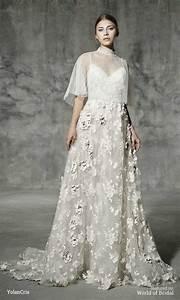 romantic lace collection yolancris 2016 wedding dresses With romantic lace wedding dress