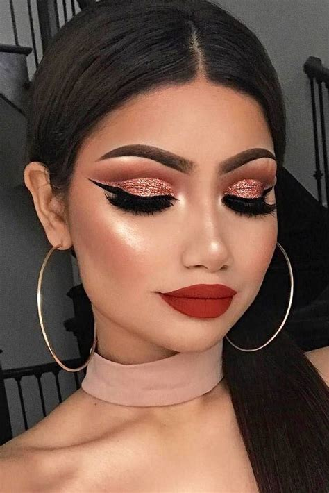 wonderful prom makeup ideas number   absolutely stunning glam makeup  makeup
