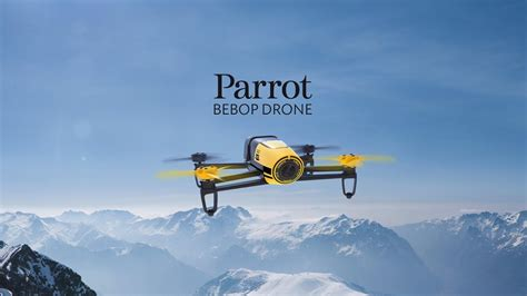 bebop drone launch video actual footage p youtube